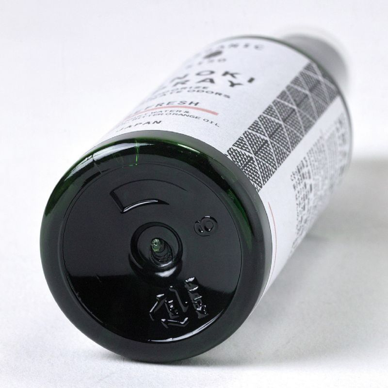 ヒノキ 天然消臭除菌スプレー 携帯用 クリア 50ml YKLG1950B / SPICE OF LIFE