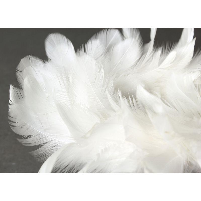 クリスマス エンジェルフェザーリース ホワイト Sサイズ TLXK3931WH / SPICE OF LIFE