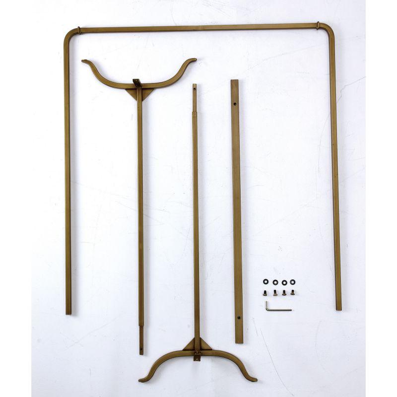 ジョセフアイアン ハンガーラック ハイ 組立式 ゴールド DTFF9140GD / SPICE OF LIFE