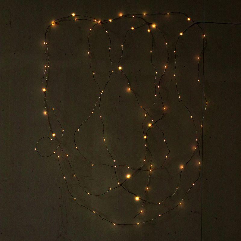 ソーラーイルミネーションガーランドライト 10m SAXR3910 / SPICE OF LIFE