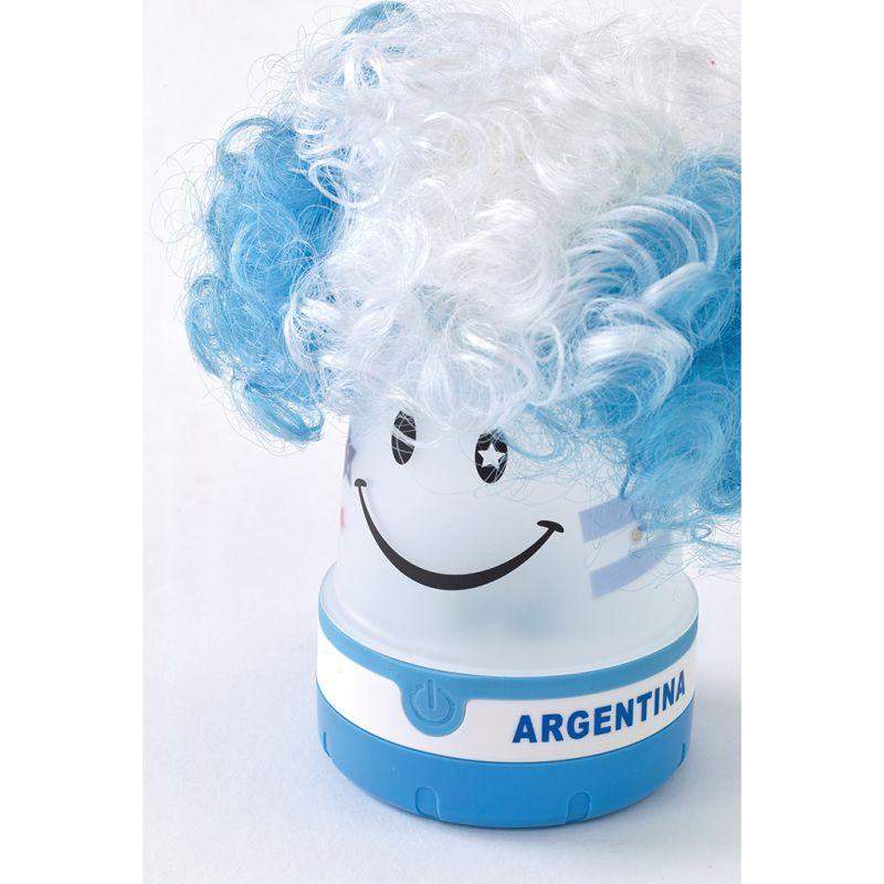 ※【在庫限り30%OFF】ワールドスマイルLEDランタン アルゼンチン PEVS1080ARG / SPICE OF LIFE
