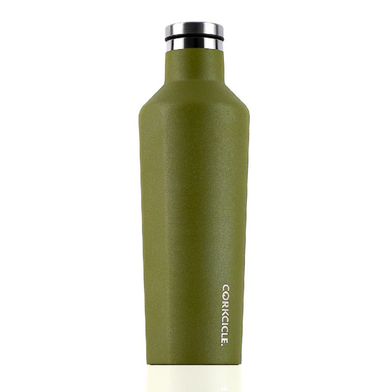 CORKCICLE ウォーターマン キャンティーン オリーブ 470ml CANTEEN OLIVE 16OZ WATERMAN 2016WO