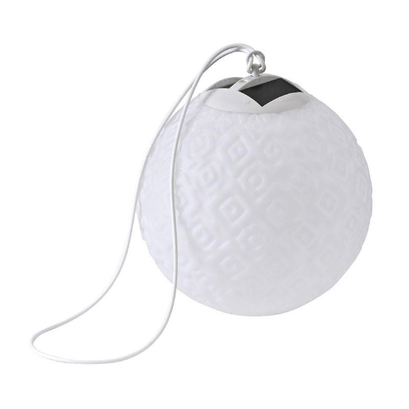 [送料無料] LEDソーラーライト ハンギングデザインボール SRLK2030 / SPICE OF LIFE