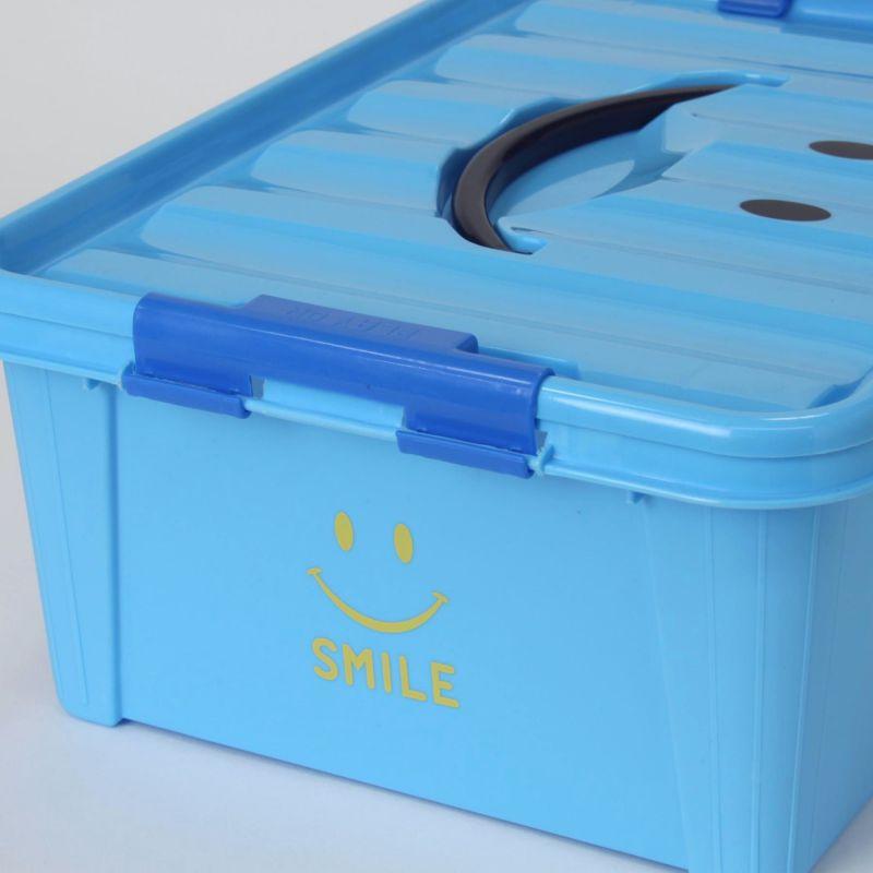 スマイルボックス ブルー Sサイズ SFPT1510BL / SPICE OF LIFE