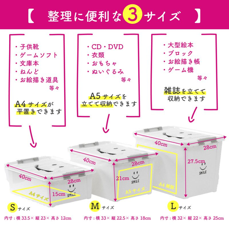 スマイルボックス グリーン Sサイズ SFPT1510GR / SPICE OF LIFE