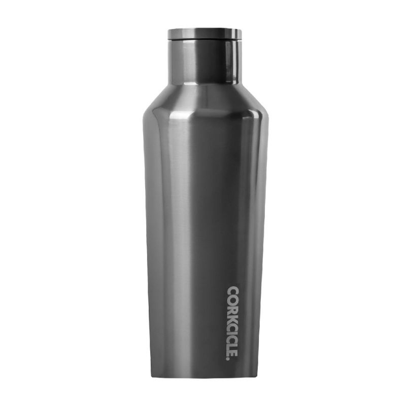 CORKCICLE キャンティーン ガンメタル 270ml METALLIC CANTEEN Gunmetal 9oz 2009EGM
