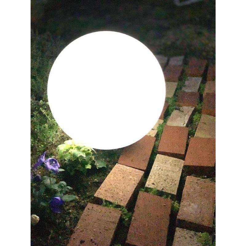 LEDソーラーイルミネーションライト リモコン付き ラウンド Lサイズ SRLK1030 / SPICE OF LIFE