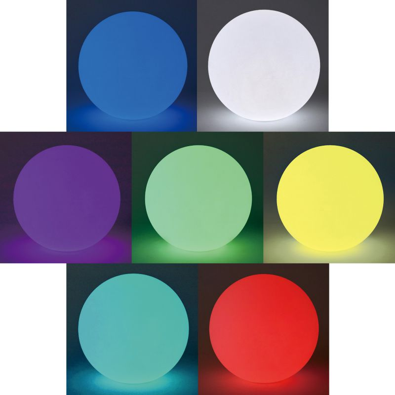 [送料無料] LEDソーラーイルミネーションライト リモコン付き ラウンド Lサイズ SRLK1030 / SPICE OF LIFE