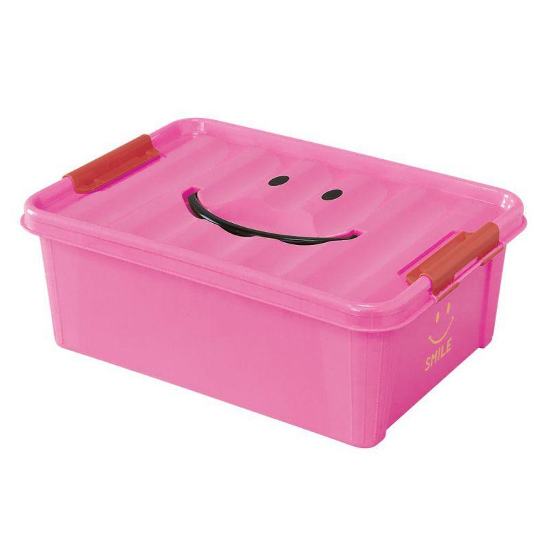 スマイルボックス ピンク Sサイズ SFPT1510PK / SPICE OF LIFE