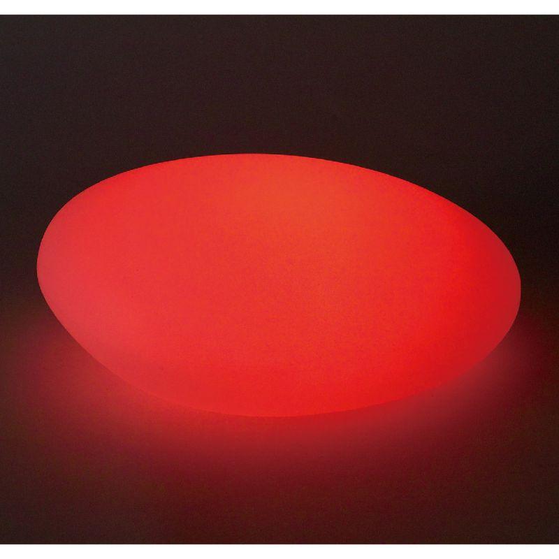 [送料無料] LEDソーラーイルミネーションライト リモコン付き ストーン Lサイズ SRLK1050 / SPICE OF LIFE