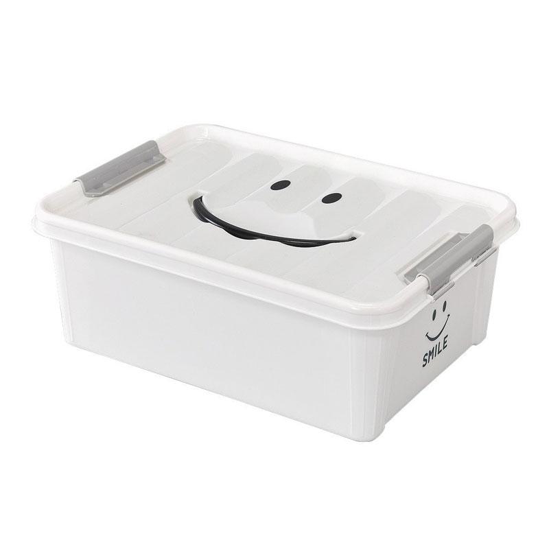 スマイルボックス ホワイト Sサイズ SFPT1510WH / SPICE OF LIFE