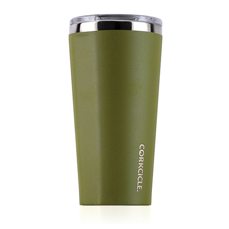 CORKCICLE ウォーターマン タンブラー オリーブ 470ml TUMBLER OLIVE 16oz WATERMAN 2116WO