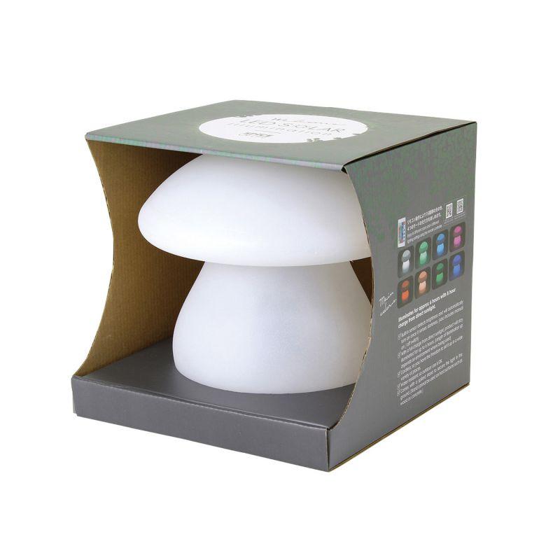 LEDソーラーイルミネーションライト リモコン付き マッシュルーム SRLK1070 / SPICE OF LIFE