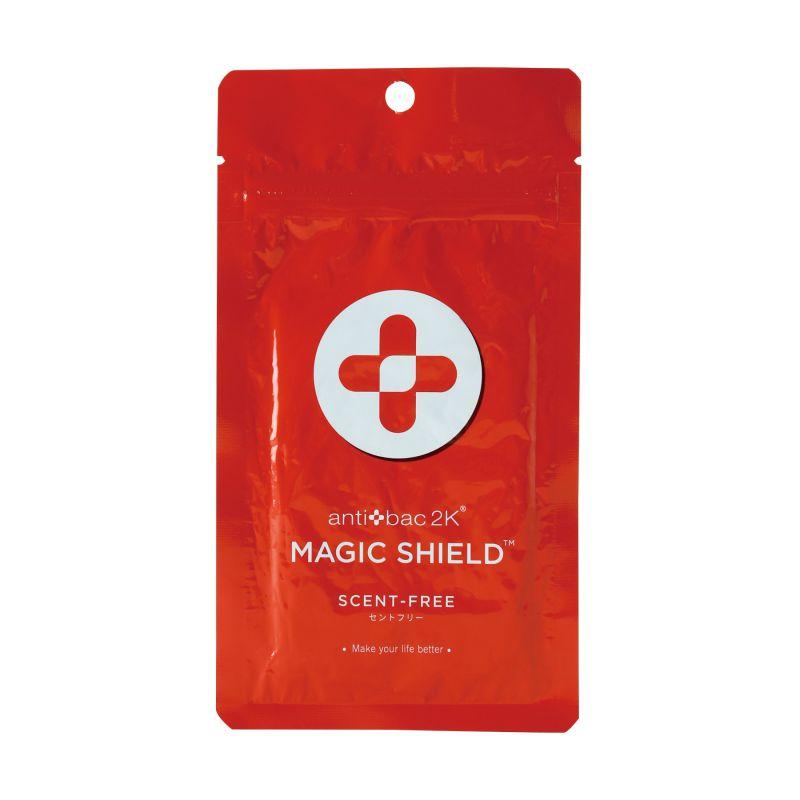 マスク除菌消臭 マジックシールド 30枚入り セントフリー MB-SH101 / SPICE OF LIFE