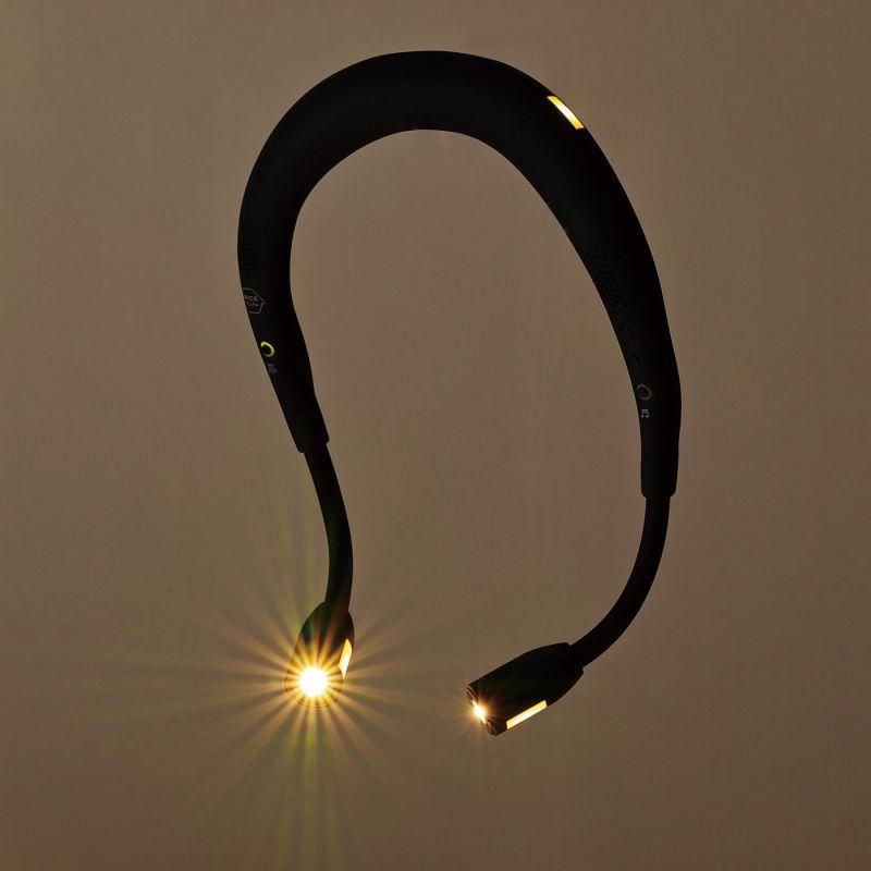 ※[送料無料] スピーカーライトwithコールレシーバー ハンズフリー ブラック WSL100BK / SPICE OF LIFE