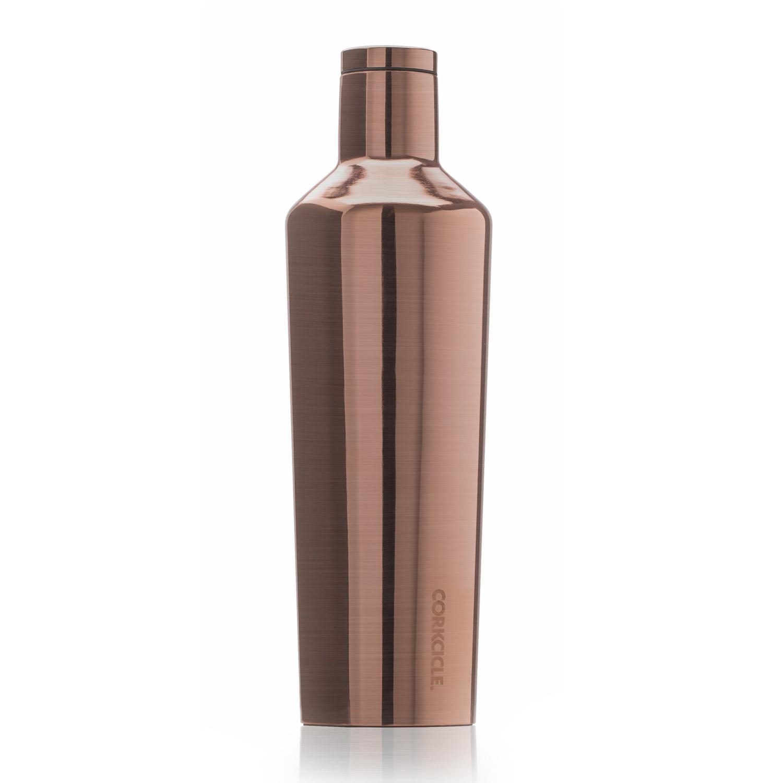 [送料無料] CORKCICLE キャンティーン メタリックカッパー 750ml METALLIC CANTEEN Copper 25oz 2025EC