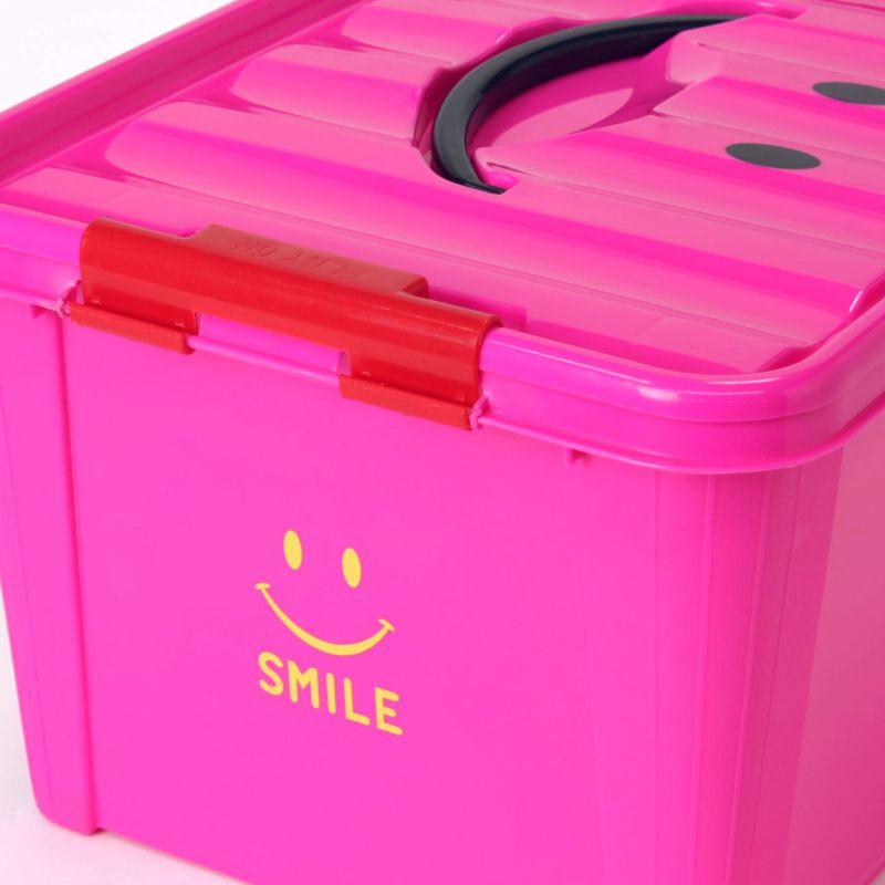 スマイルボックス ピンク Mサイズ SFPT1520PK / SPICE OF LIFE