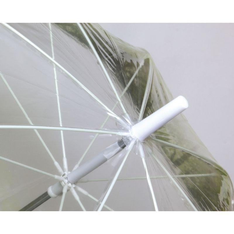 ハッピークリアアンブレラ グリーンフォレスト 反射テープ付き HHLG2080 / SPICE OF LIFE
