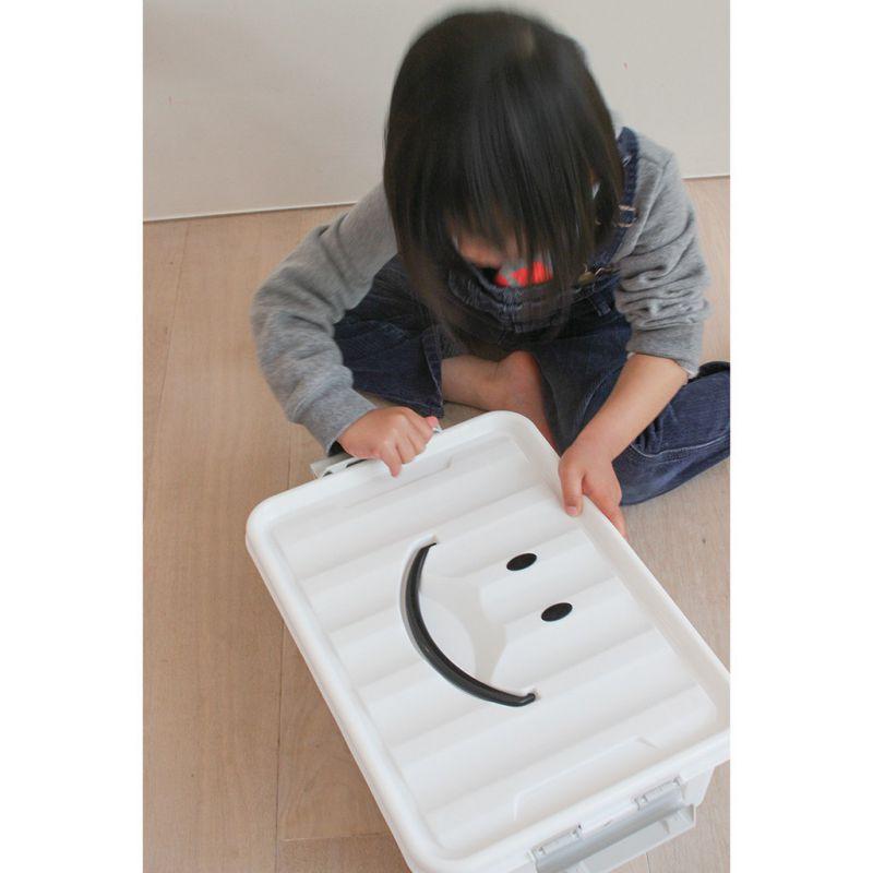 スマイルボックス ホワイト Mサイズ SFPT1520WH / SPICE OF LIFE