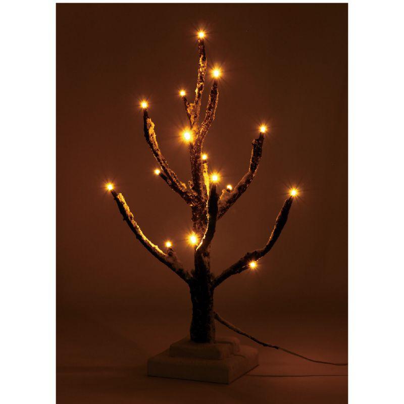 ※【580円OFF】LEDブランチツリー ブラウン ミニサイズ×レッドオーナメントSET RJXN3110BRRG / SPICE OF LIFE