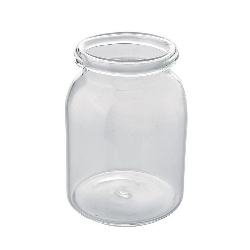 ガラスフラワーベース ボトル クリア Lサイズ LABO GLASS KEGY5213 / SPICE OF LIFE