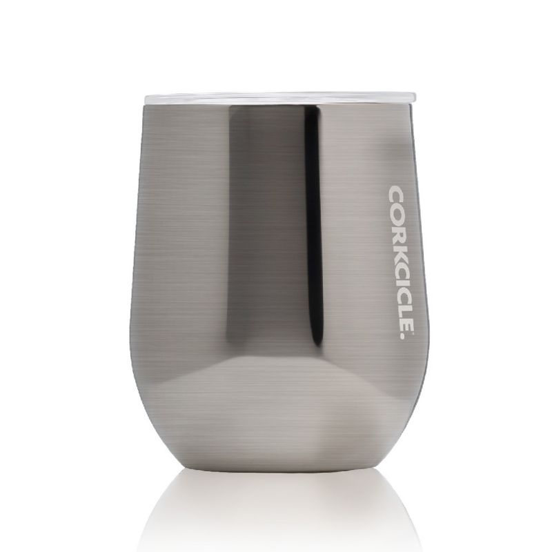 CORKCICLE ステムレス スチール 300ml STEMLESS STEEL 12oz 2312BS