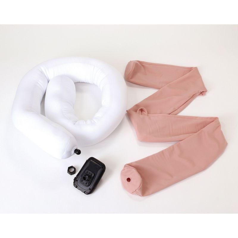 【セール50%OFF】接触冷感 モバイルピロー ピンク YBLF1010PK / SPICE OF LIFE
