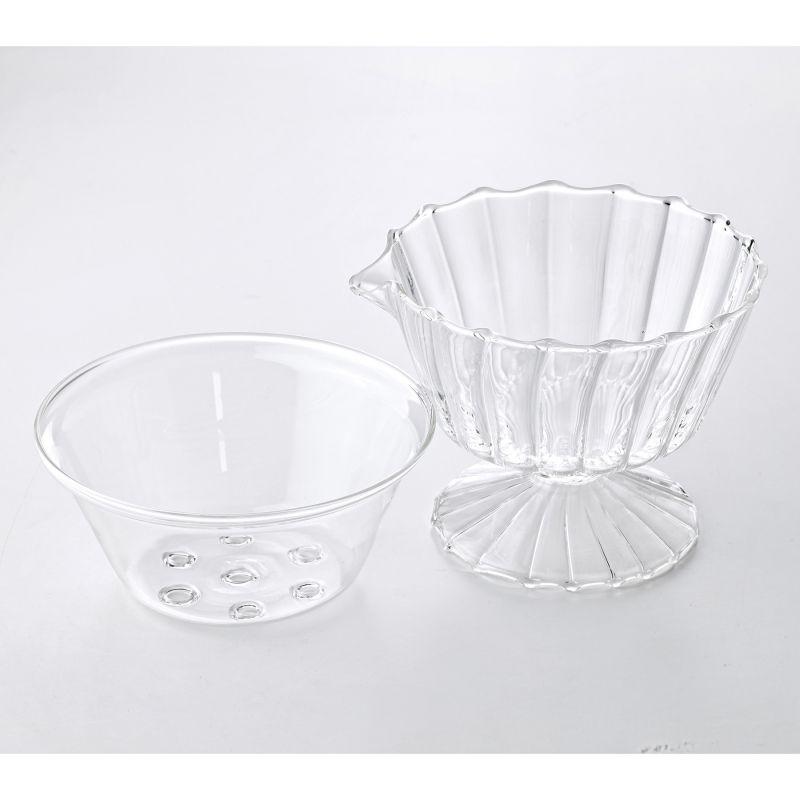 リボベジ ガラス カップ Lサイズ KEGY2113 / SPICE OF LIFE