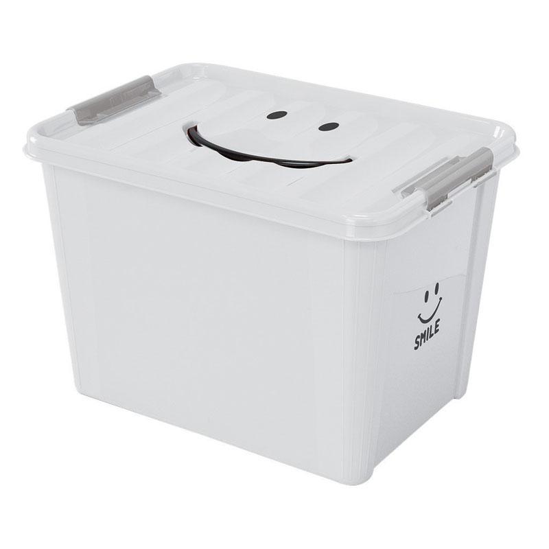 スマイルボックス ホワイト Lサイズ SFPT1530WH / SPICE OF LIFE