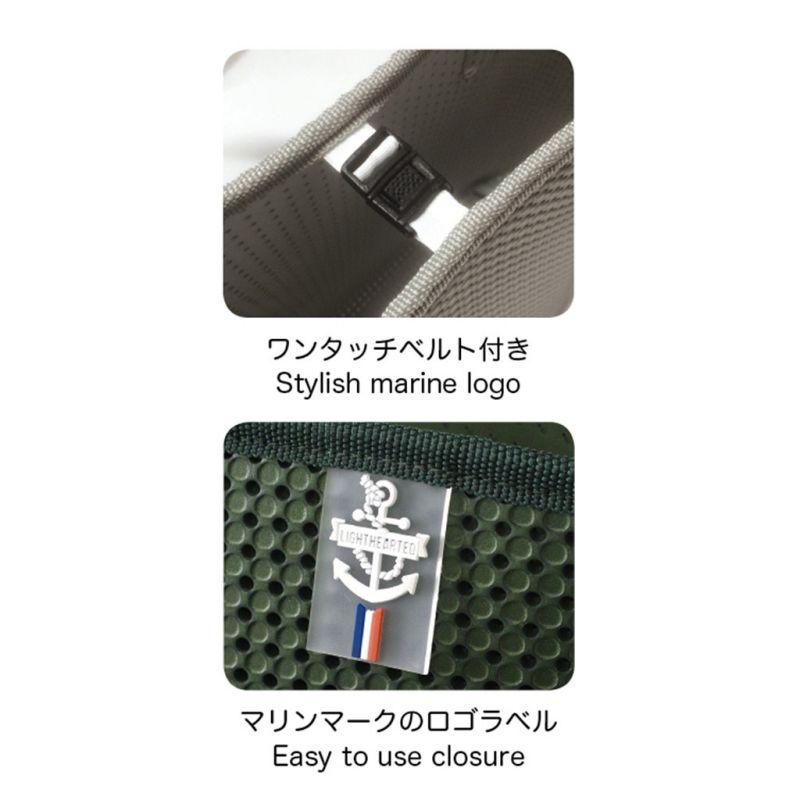 【セール50%OFF】ライトバッグ レッド PTLN1710RD / SPICE OF LIFE