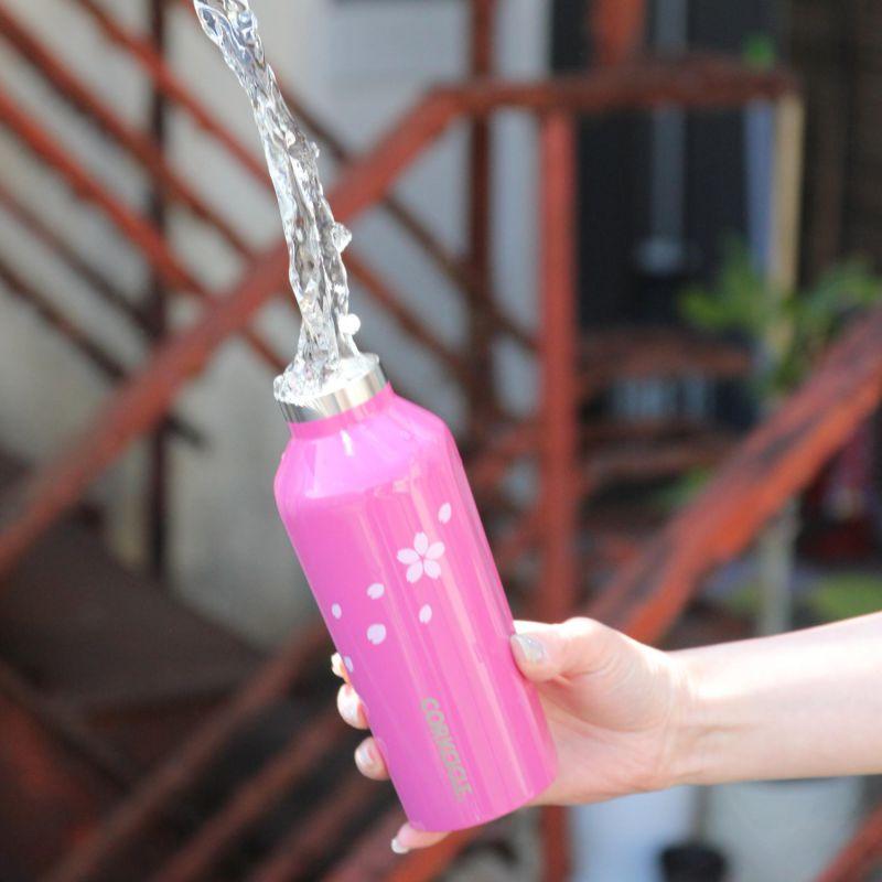 [限定] CORKCICLE サクラ キャンティーン ピンク 270ml SAKURA CANTEEN Pink 9oz 2009GP-SAKURA3