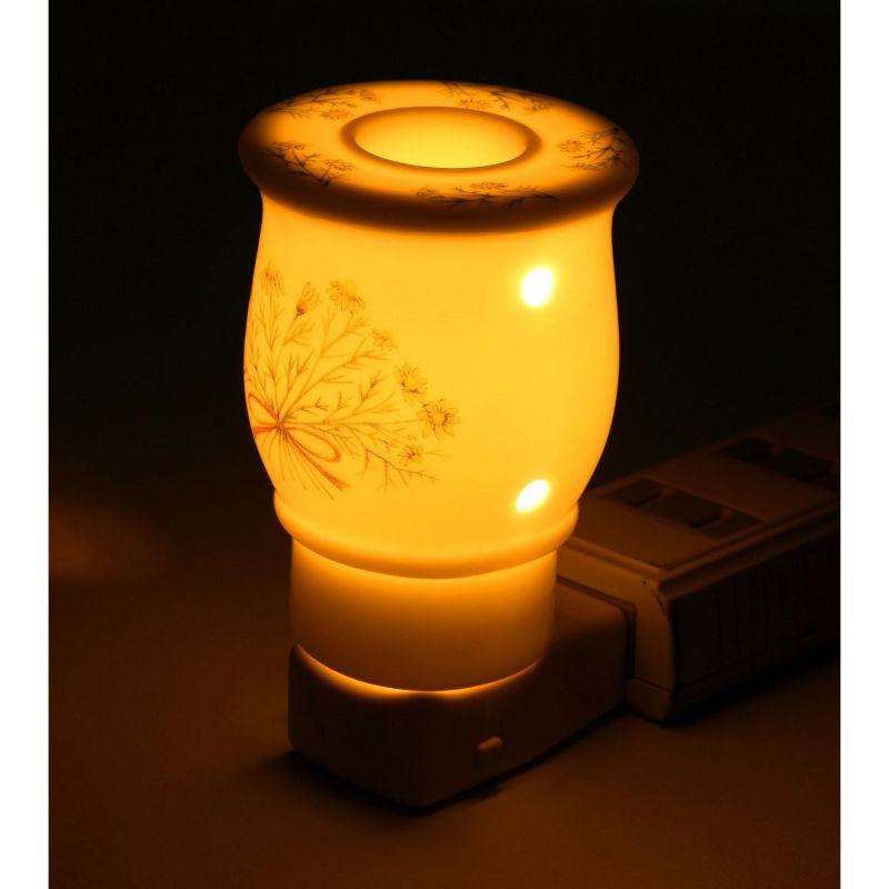 陶器 アロマソケットライト カモミール SO-CH / SPICE OF LIFE