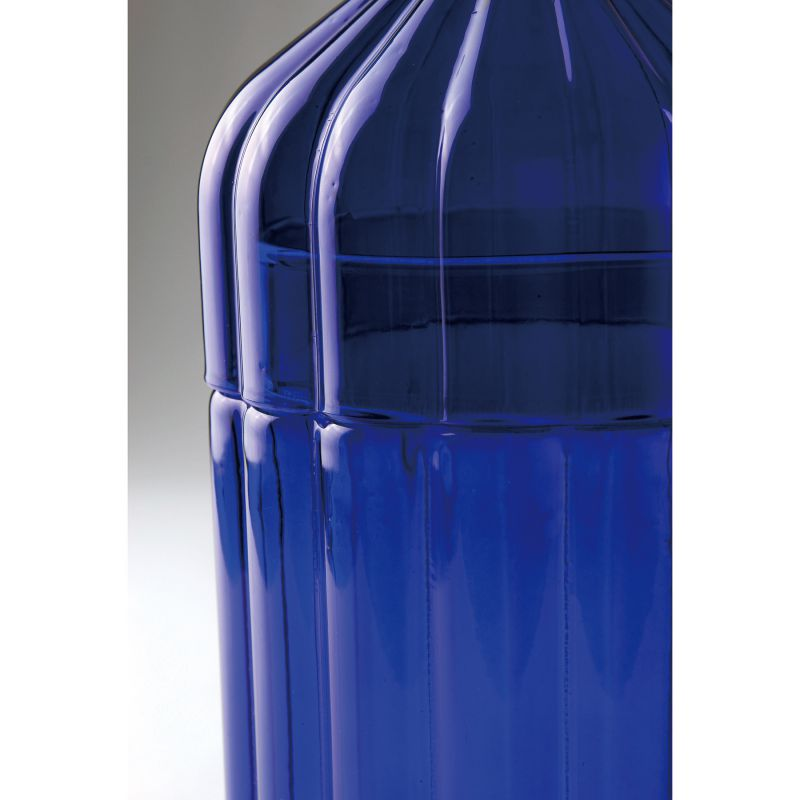 ウェーブボトルフラワーベース2WAY ブルー KEGY1010BL / SPICE OF LIFE