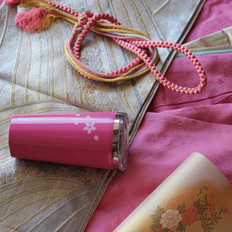 [限定] CORKCICLE サクラ タンブラー ピンク 470ml SAKURA TUMBLER Pink 16oz 2116GP-SAKURA3