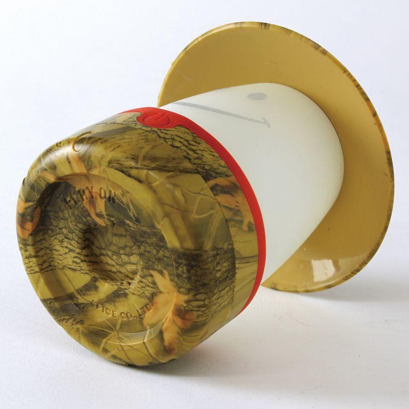 スマイルLEDランタン カモフラ ブラウン PEVS2010BR / SPICE OF LIFE