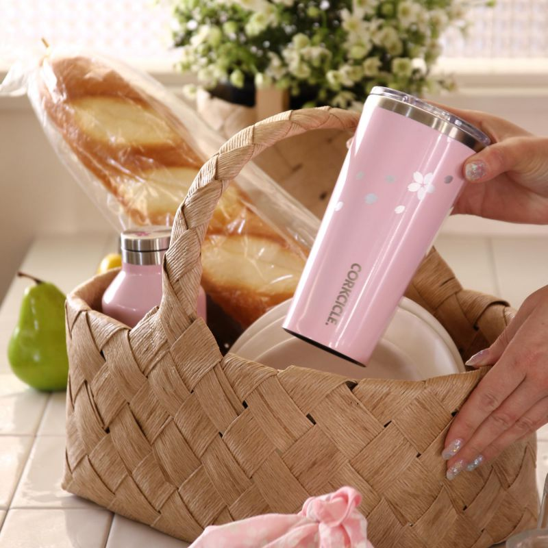 [限定] CORKCICLE サクラ タンブラー ローズクォーツ 470ml SAKURA TUMBLER Rose Quartz 16oz 2116GRQ-SAKURA3
