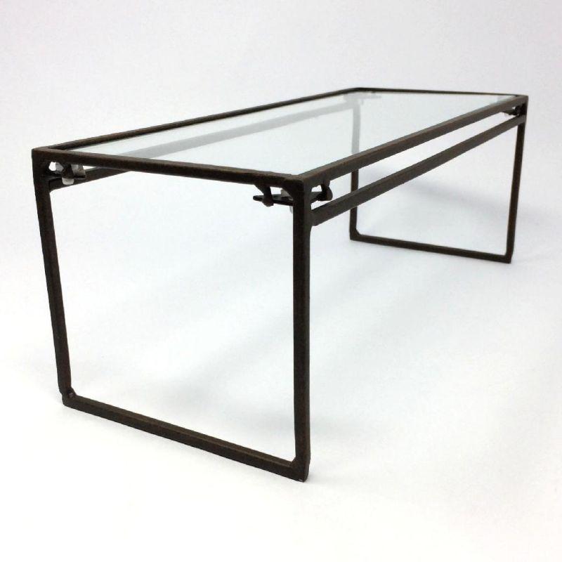 ガラスディスプレイ台 ワイド Sサイズ ジョセフアイアン DTFF2661 / SPICE OF LIFE