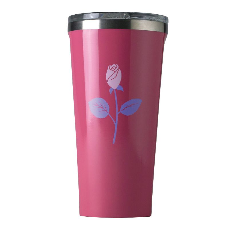 [限定] CORKCICLE ROSE タンブラー ピンク 470ml ローズ TUMBLER Pink 16oz 2116GP-ROSE