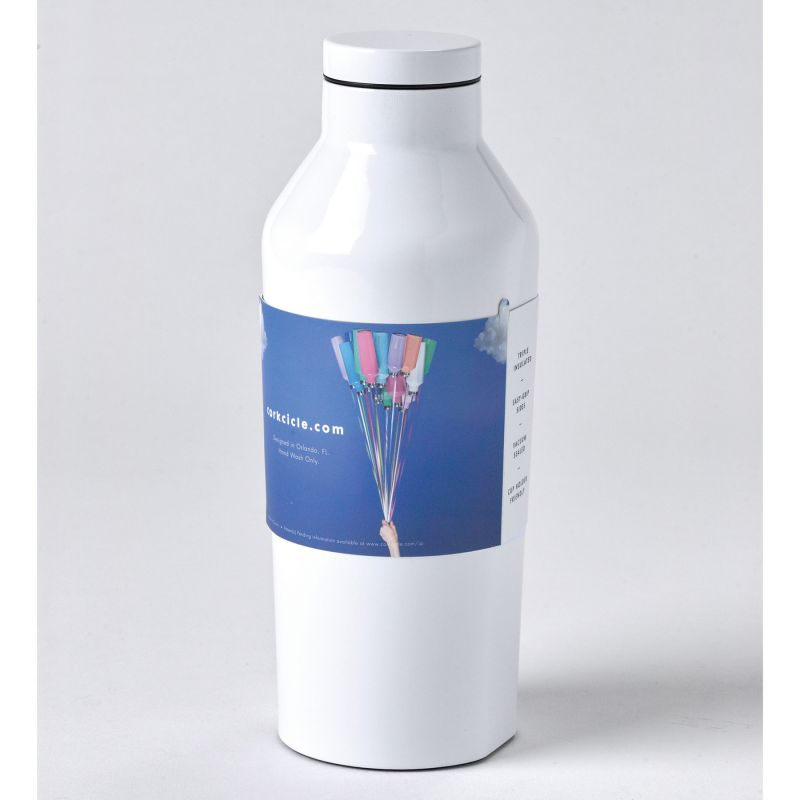 CORKCICLE キャンティーン ホワイト 270ml DIPPED CANTEEN White 9oz 2009DMW