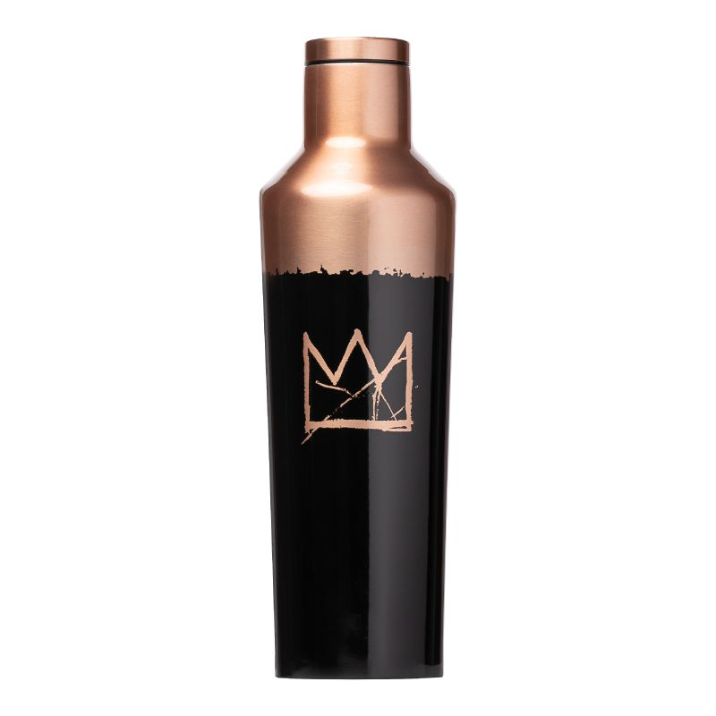 【限定】[BASQUIAT×CORKCICLE] キャンティーン 470ml クラウンカッパー CANTEEN CROWN COPPER 16oz BSQ2016EC-CROWN