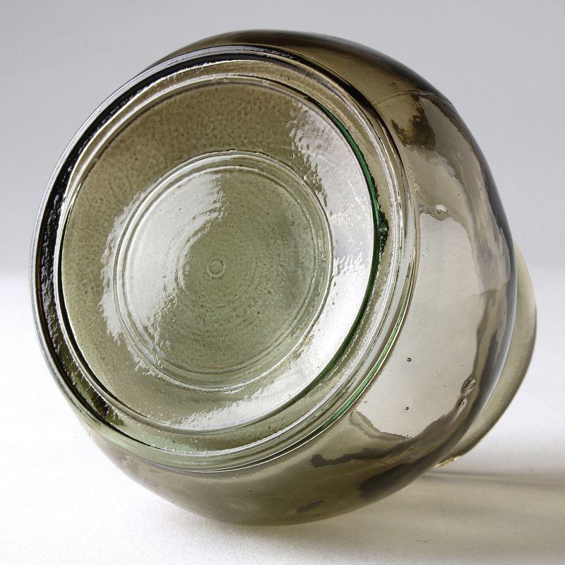 [SPICE OF LIFE] VALENCIA リサイクルガラス ミニフラワーベース CERO ブラウン VGGN2100BR