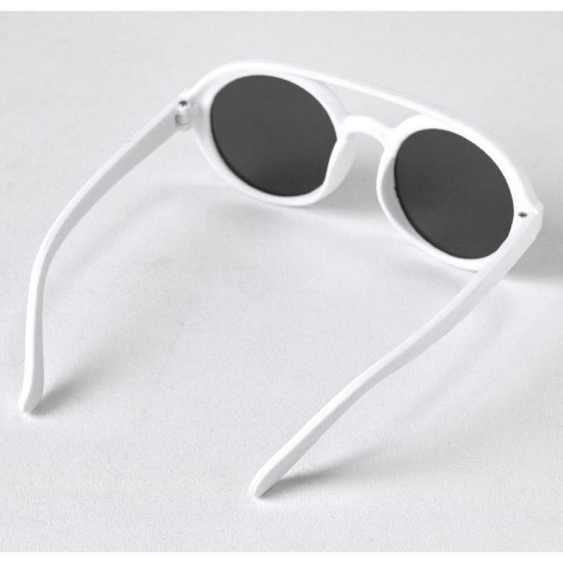 UVカットキッズファッショングラス 2ブリッジホワイト インファント(0〜3才) SFKY1902 / SPICE OF LIFE