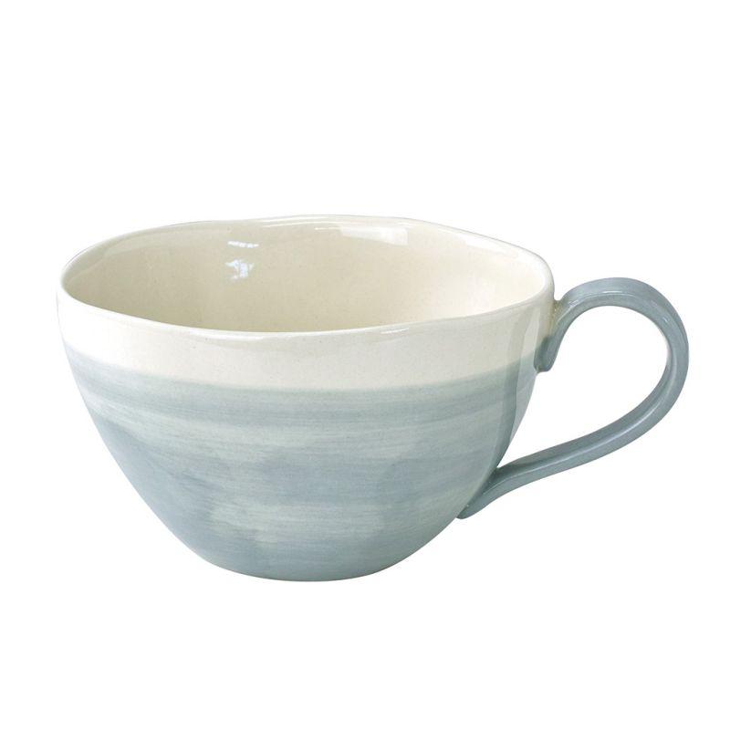 ティーカップ バイカラー ブルー×ホワイト manually LTLH1050BL / SPICE OF LIFE