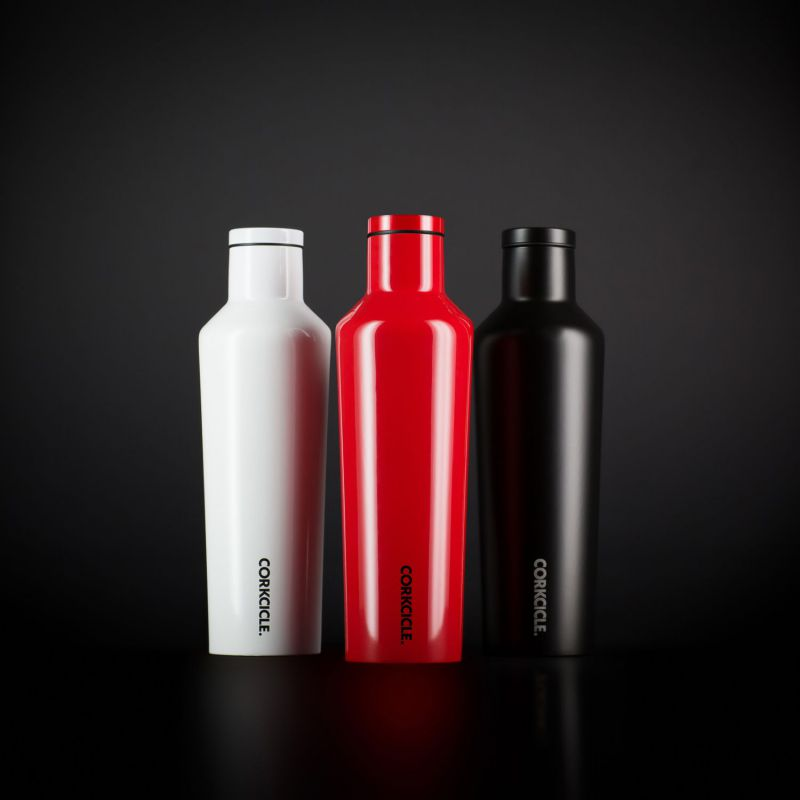 CORKCICLE キャンティーン ブラックアウト 470ml DIPPED CANTEEN Black Out 16oz 2016DBO