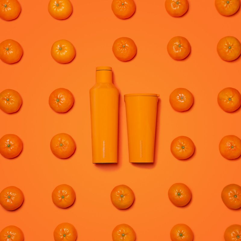 CORKCICLE キャンティーン クレメンタイン 470ml DIPPED CANTEEN Clementine 16oz 2016DCL
