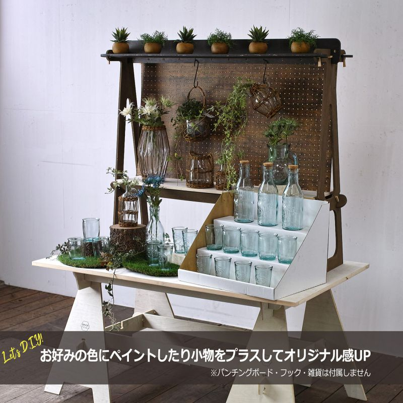 [送料無料] マルシェテーブル セット MARCHE01 / SPICE OF LIFE