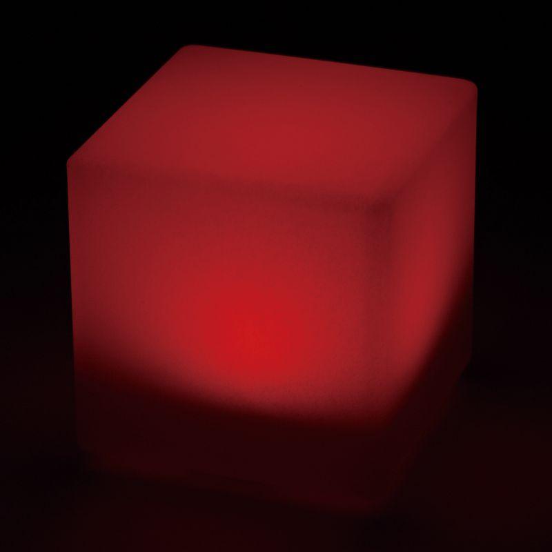 LEDソーラーイルミネーションライト リモコン付き キューブ ミニ SRLK2100 / SPICE OF LIFE