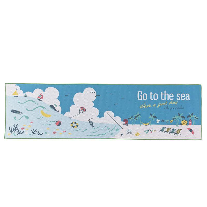 ウォータークールタオル SEA SFVZ1802 / SPICE OF LIFE