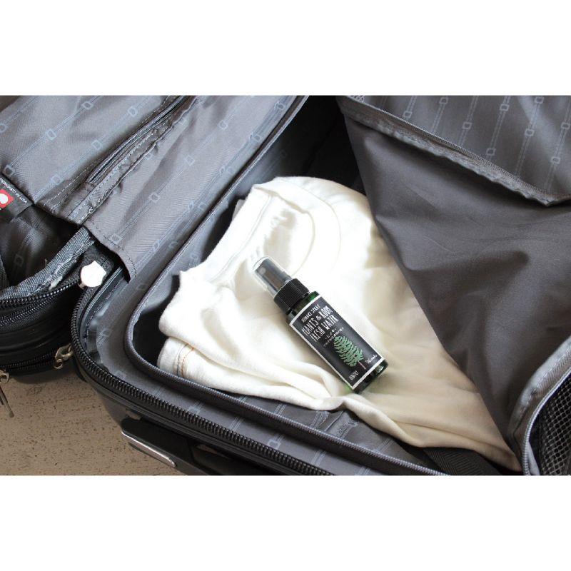 ヒノキ 天然消臭除菌スプレー 携帯用 ユーカリ 50ml YKLG5050C / SPICE OF LIFE