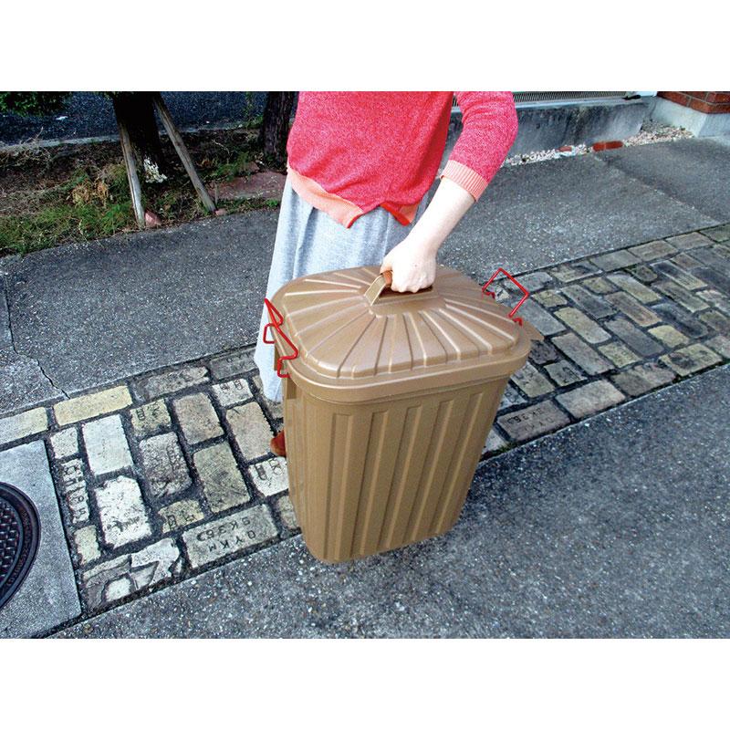 ふた付きゴミ箱 ブルーグレー 60L PALE×PAIL IWLY4010BG / SPICE OF LIFE